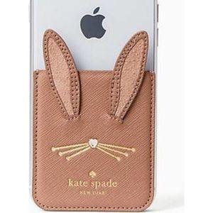 Kate Spade Phone Pocket Sticker